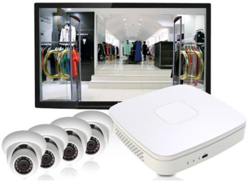 Videoüberwachung von neox Security